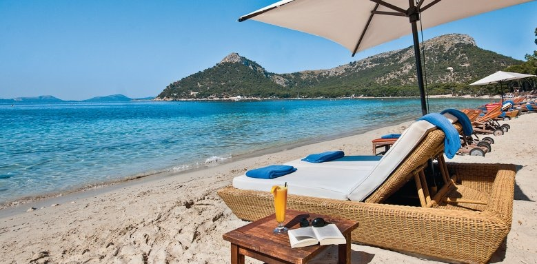 Royal Hideaway Formentor, beach