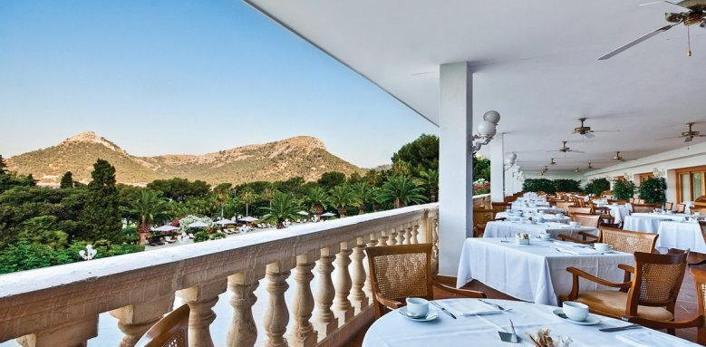 Royal Hideaway Formentor, El Colomer restaurant
