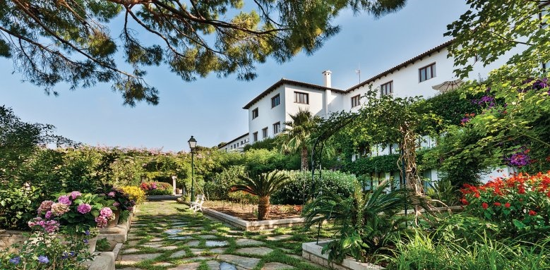 Royal Hideaway Formentor, gardens