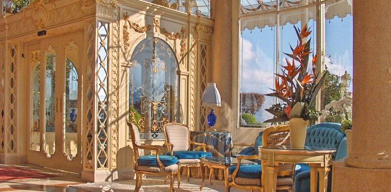 Grand Hotel Des Iles Borromees, lobby