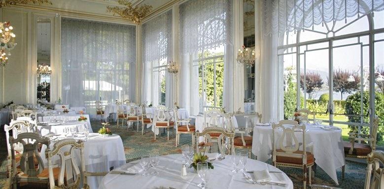 Grand Hotel Des Iles Borromees, restaurant