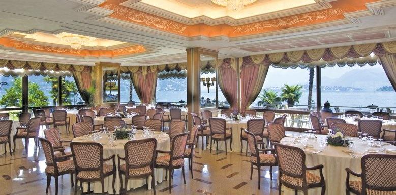 Grand Hotel Dino, restaurant