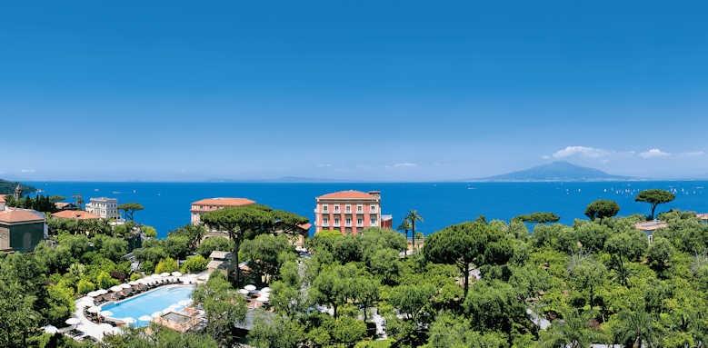 Grand Hotel Excelsior Vittoria, view