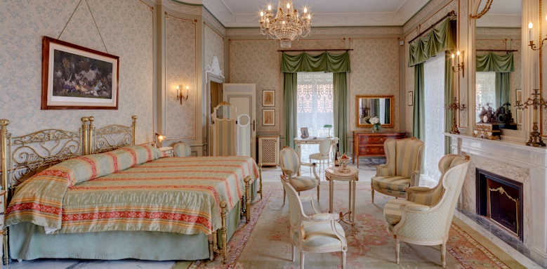 Grand Hotel Excelsior Vittoria, One of a kind Suite