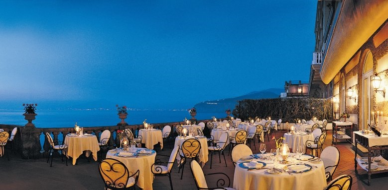 Grand Hotel Excelsior Vittoria Sorrento Italy