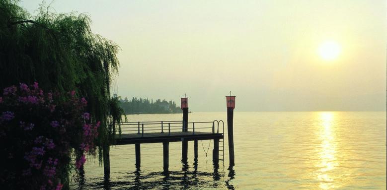 Grand Hotel Fasano, lake view