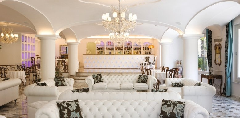 Grand Hotel La Favorita, Lounge