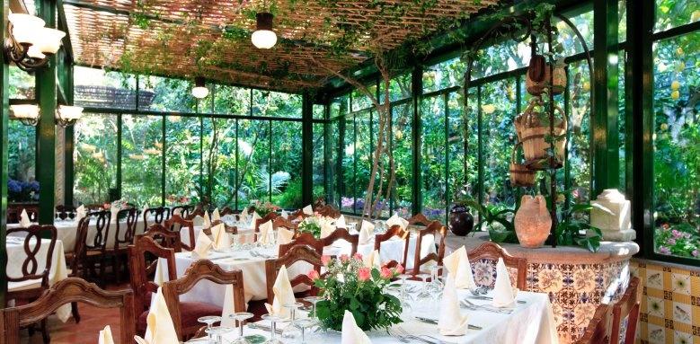 Grand Hotel La Favorita, Parrucchiano Restaurant