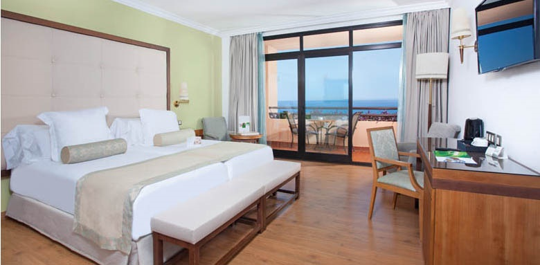 Hotel Fuerte Marbella, sea view room