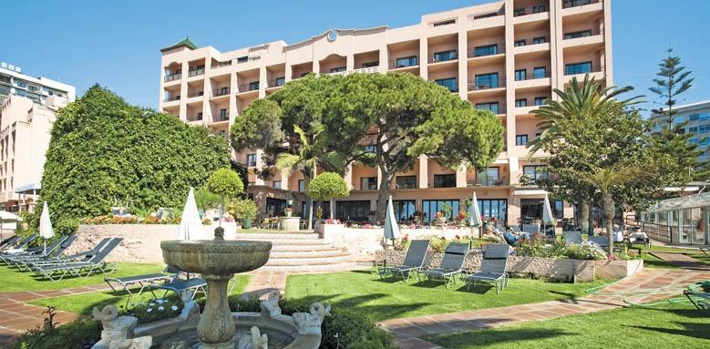 Hotel Fuerte Marbella, exterior