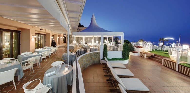 Hotel Fuerte Marbella, olivio restaurant