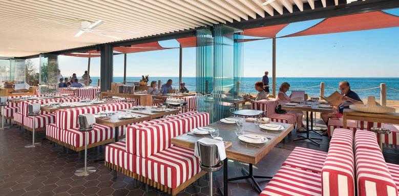 Hotel Fuerte Marbella, soleo restaurant