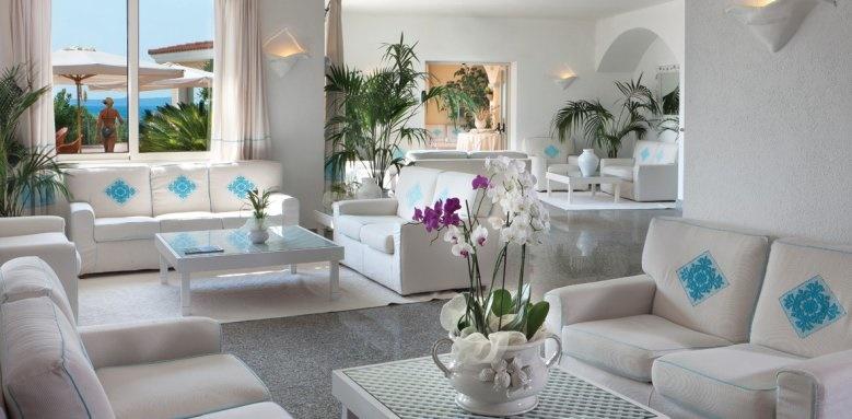 gabbiano azzurro, lounge