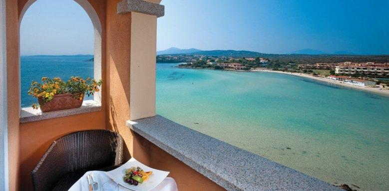 Hotel Gabbiano Azzurro, view