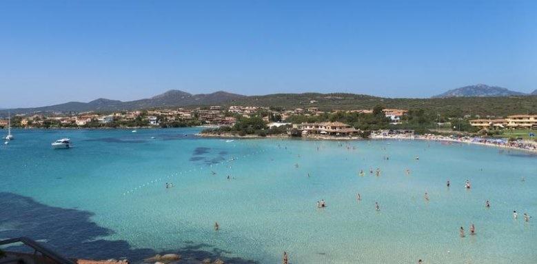 Hotel Gabbiano Azzurro, sea view