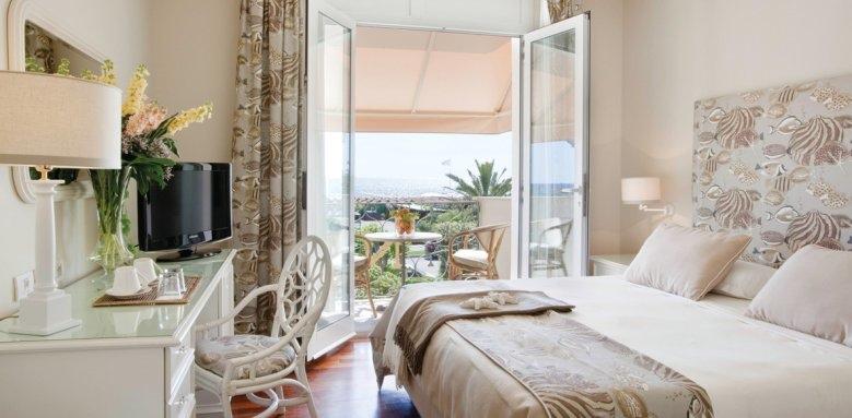 Hotel IL Negresco, fishes double room