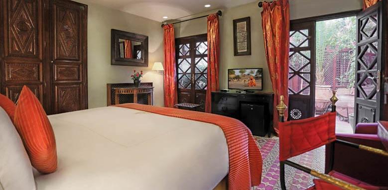 La Maison Arabe, Nassim deluxe room