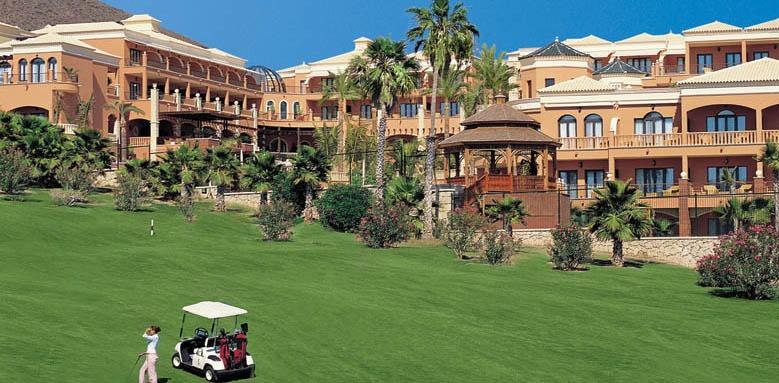 Hotel Las Madrigueras, golf course