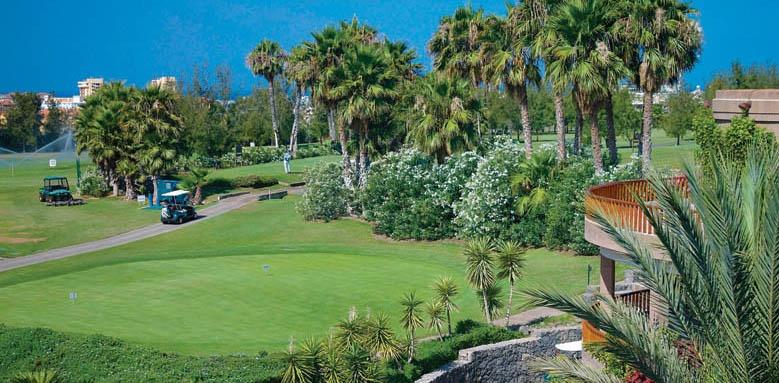 Hotel Las Madrigueras, golfing green