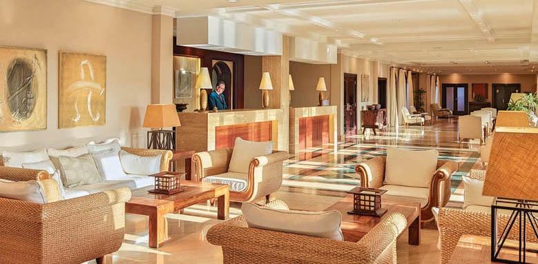 Hotel Las Madrigueras, lobby