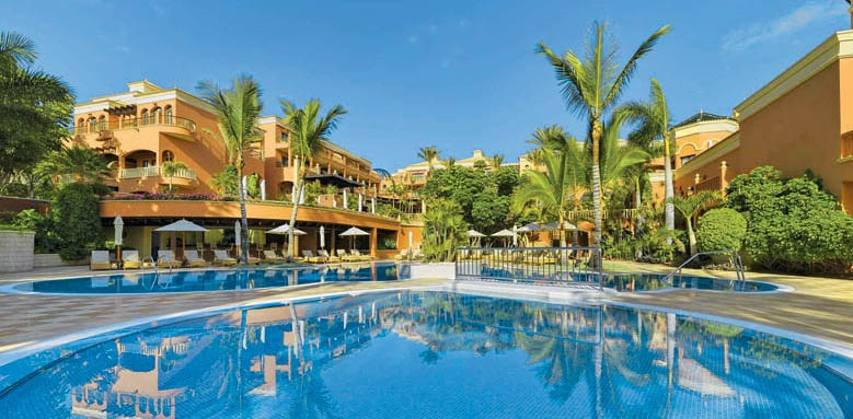 Hotel Las Madrigueras, main resort image
