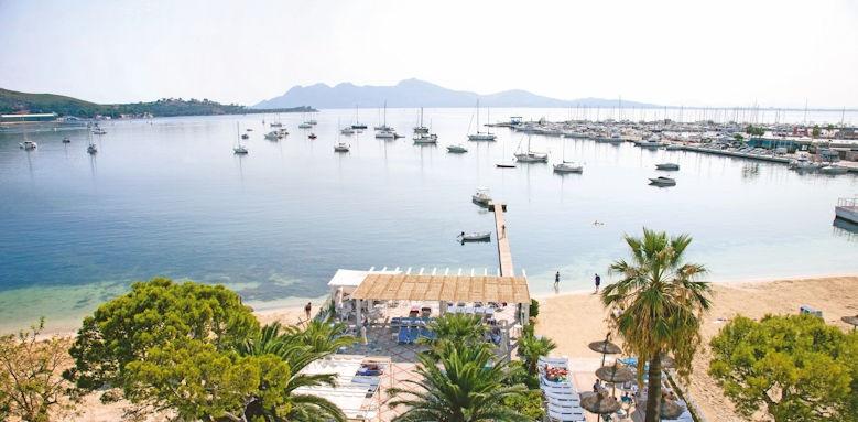 Miramar, sea view