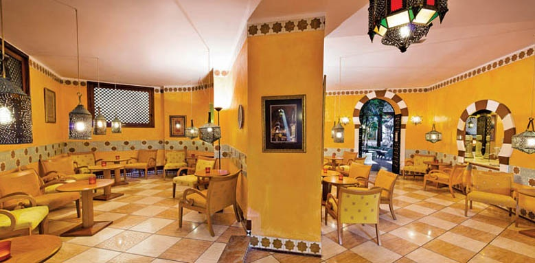 Hotel Monopol, interior