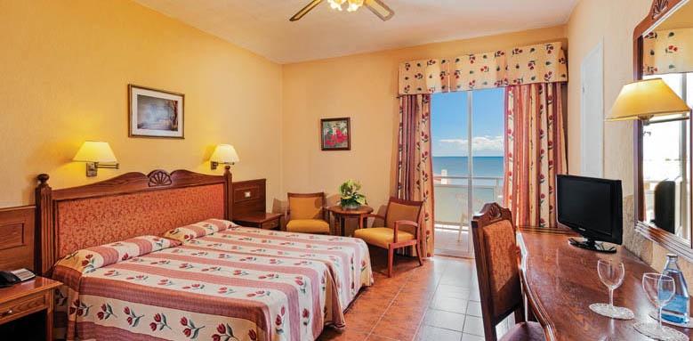 Hotel Monopol, room with balcony