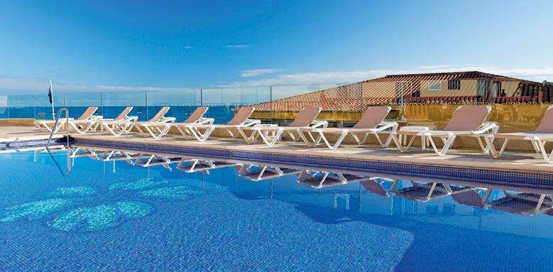 Hotel Monopol, pool