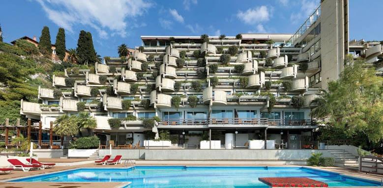 Hotel Monte Tauro, pool exterior