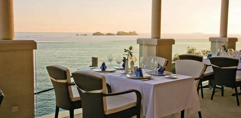 Hotel More, restaurant sea view