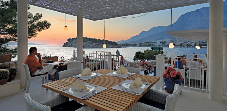 Hotel Osejava, restaurant