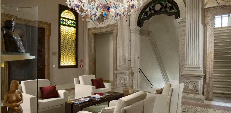 Hotel Palazzo Giovanelli, Lobby