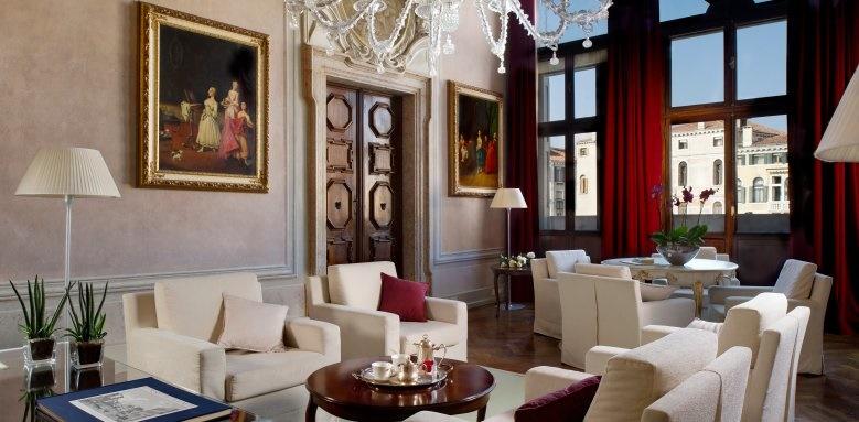 Hotel Palazzo Giovanelli, Lounge