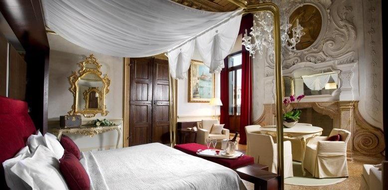 Hotel Palazzo Giovanelli, Rooms