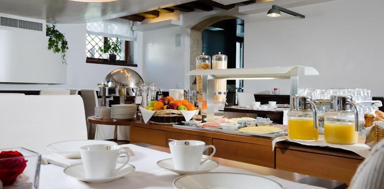 Palazzo Giovanelli, breakfast image