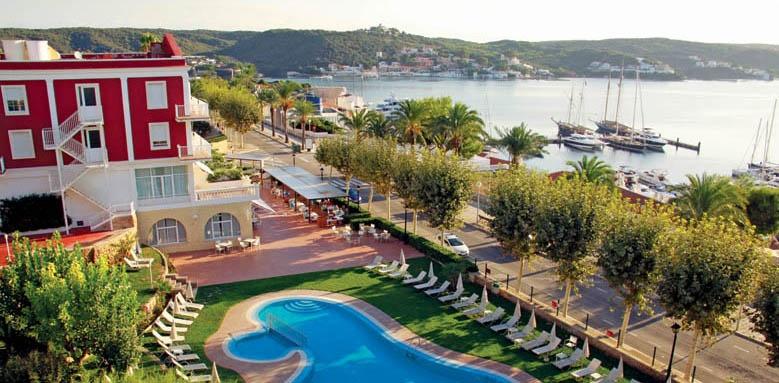 Hotel Port Mahon, Menorca