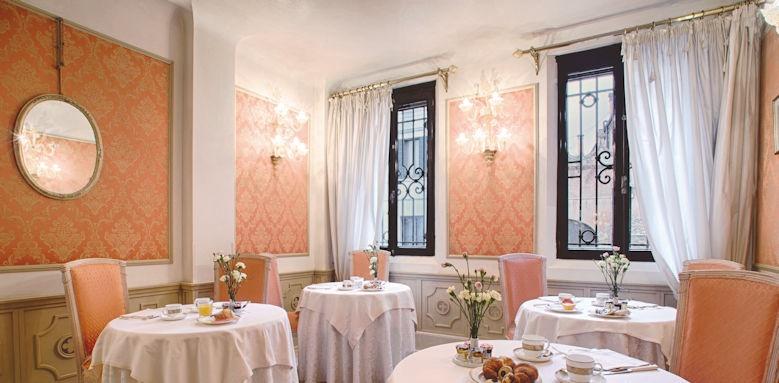 Locanda Vivaldi Hotel, Breakfast Room