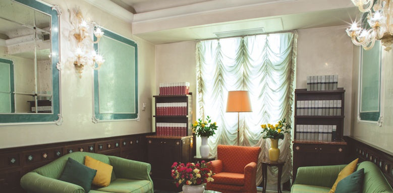 Locanda Vivaldi Hotel, Reception Image