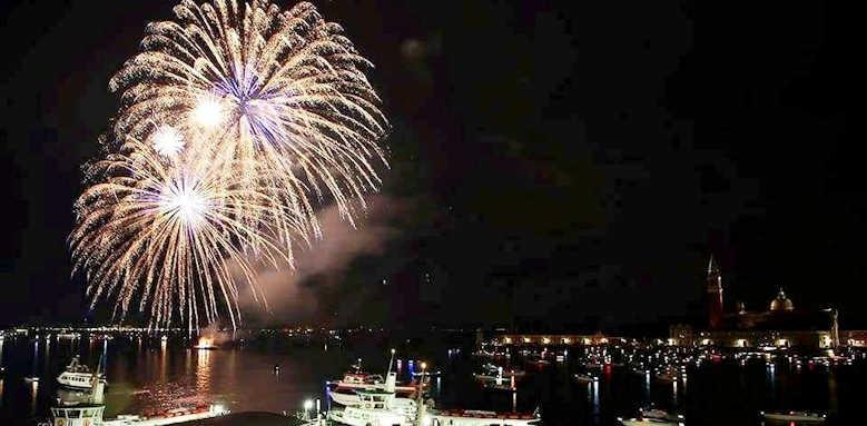 Locanda Vivaldi, new years eve fireworks