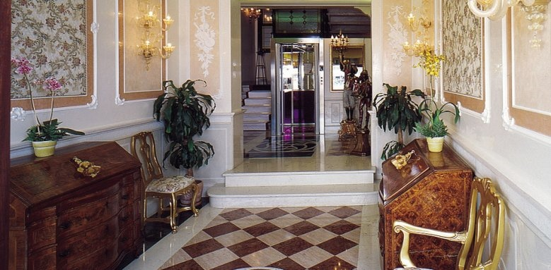 Locanda Vivaldi Hotel, interior