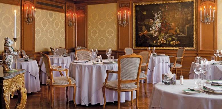 Luna Hotel Baglioni, Canova Restaurant