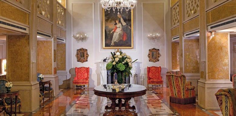 Luna Hotel Baglioni, lobby