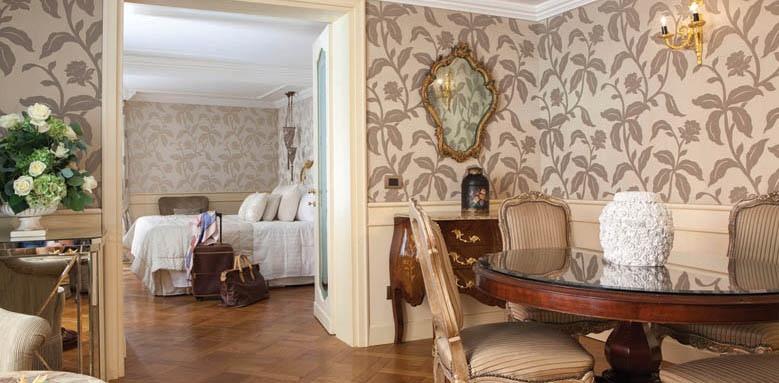 Luna Hotel Baglioni, suite