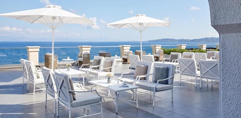 Marbella Corfu, veranda