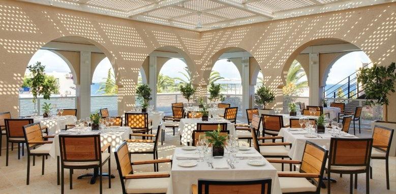 MarBella Corfu, Marbella Restaurant