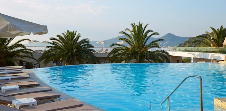 Marbella Corfu, pool