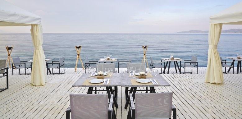MarBella Corfu, Restaurant Main