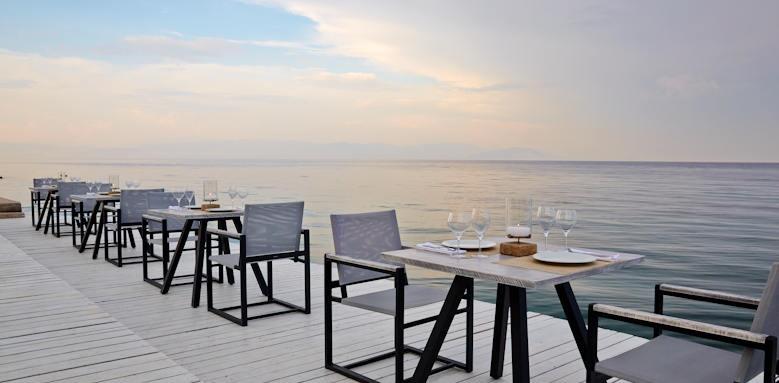 Marbella Corfu, bussola seaside