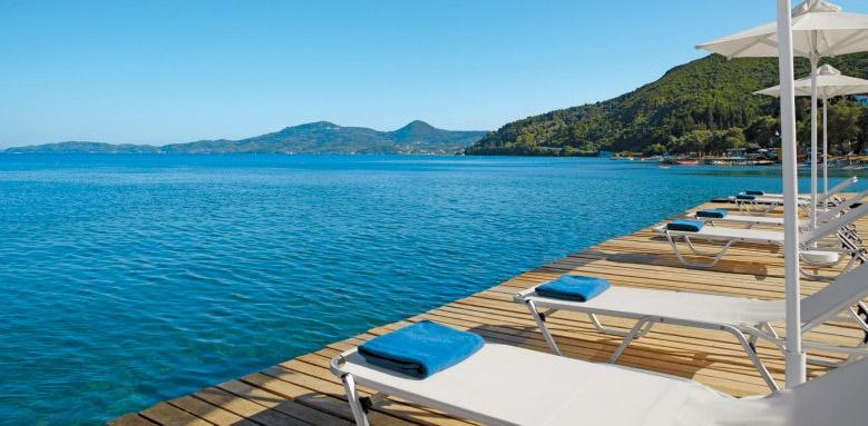 MarBella Corfu, Deck